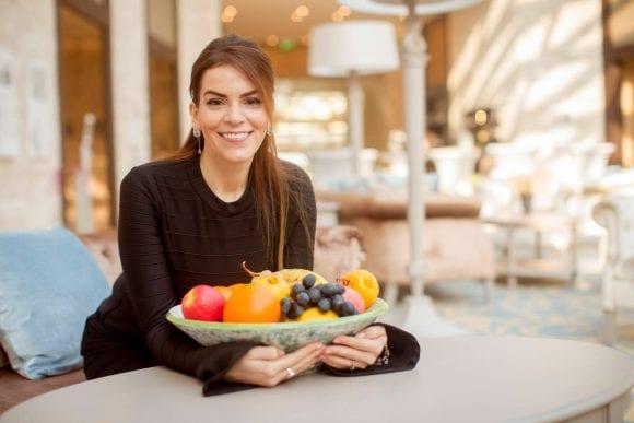 Alina Epure, nutriționist și fondator Nutribalance, a observat că oamenii se concentrează pe echilibrul personal, în această perioadă