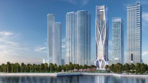 David și Victoria Beckham au cumpărat un penthouse întins pe un etaj în Miami