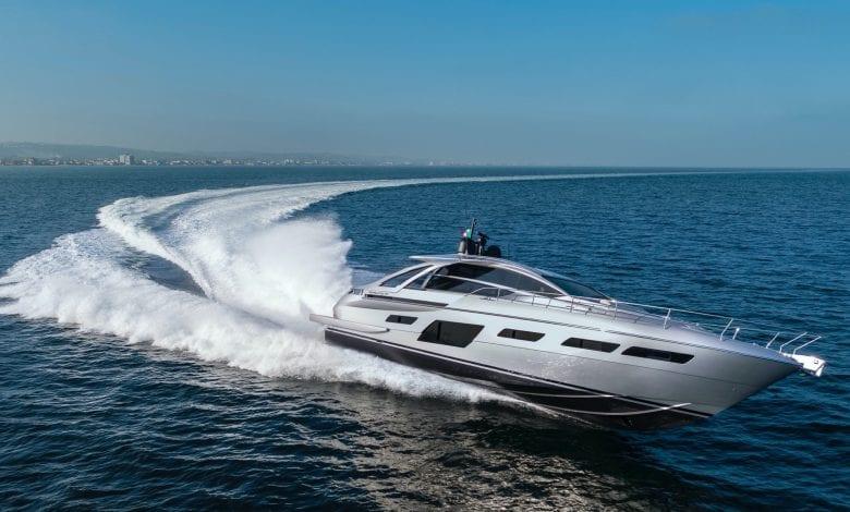 Pershing 7X | Performanța întâlnește luxul pe noul iaht Ferretti Group