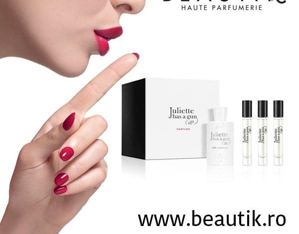 Esențe speciale, cu iz de primăvară, la Beautik Haute Parfumerie