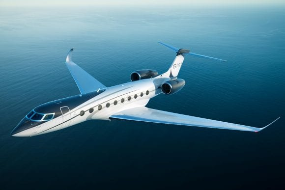 Gulfstream G700 devine cel mai mare private jet din lume