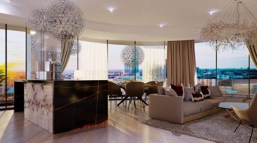 Crown Towers, expresia  high-end luxury în imobiliare