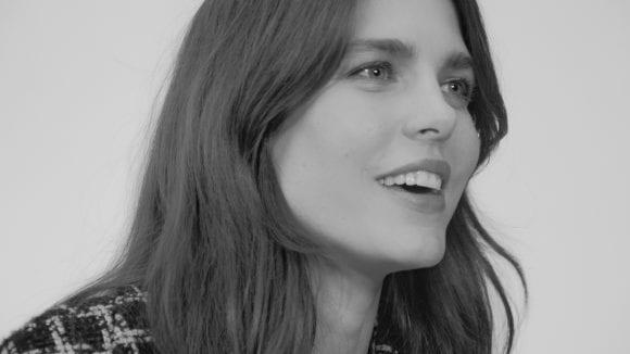 Interviu exclusiv cu Charlotte Casiraghi, noul Brand Ambassador CHANEL