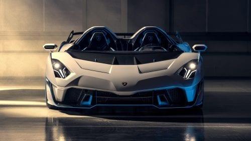 Lamborghini a produs un supercar open-top cu 759 de cai-putere