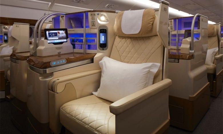 Emirates lansează noi facilități de lux pentru avioanele Airbus A380