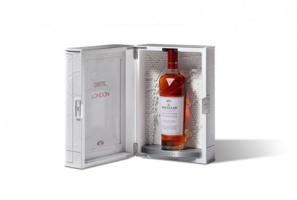 Un Macallan single malt în ediție limitată dedicat Londrei
