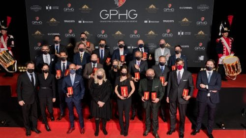 Grand Prix d'Horlogerie de Genève (GPHG)