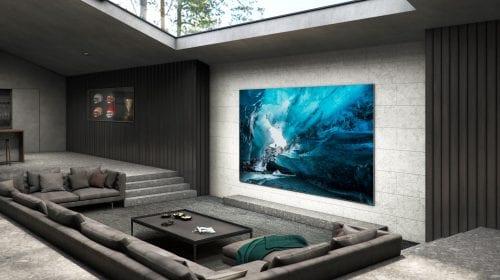 Samsung prezintă tehnologia MicroLED TV, în format de 110 inchi