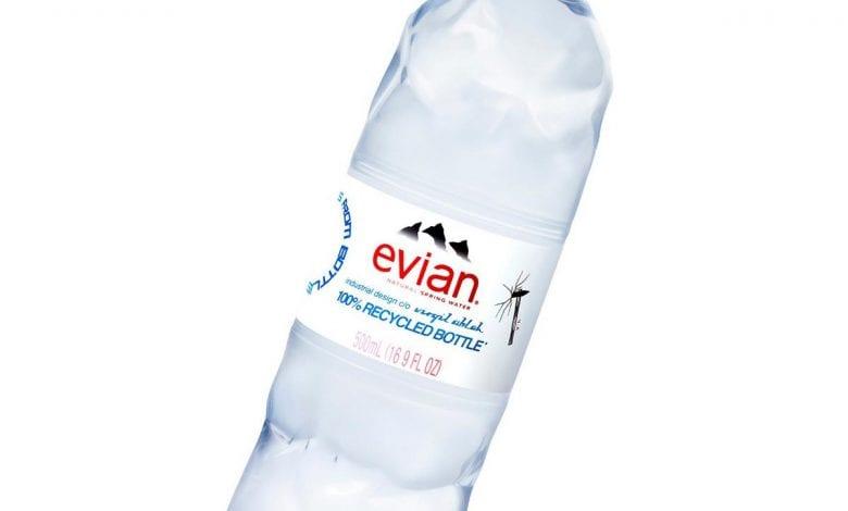 Virgil Abloh, design sustenabil pentru noua sticlă Evian