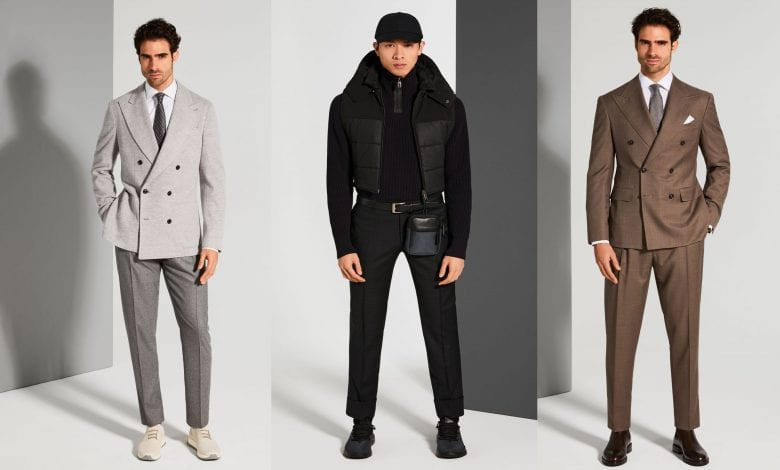 Canali Fall-Winter 2020
