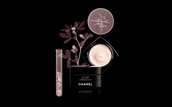 Acordă pielii o atenție deosebită în orice moment, cu LE LIFT Crème de Nuit de la Chanel