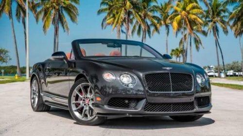 Primul turn rezidențial Bentley se va construi în Miami