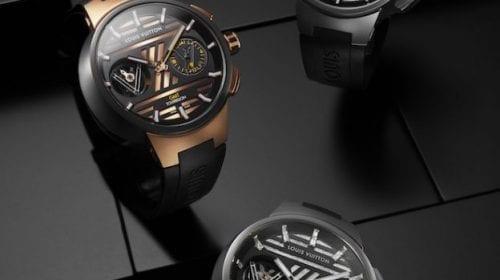 Louis Vuitton Tambour Curve GMT Flying Tourbillon este noul ceas al brand-ului