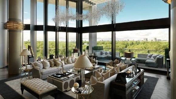 Penthouse de 18.000 de metri pătrați în cel mai elegant cartier din toată Londra. Cât costă locuința care poate fi plătită cu bitcoin
