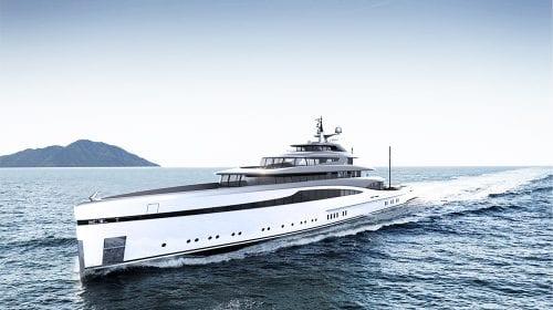 Acest superyacht pune la dispoziție peste alte 15 mijloace de transport, inclusiv un submarin cu 5 locuri