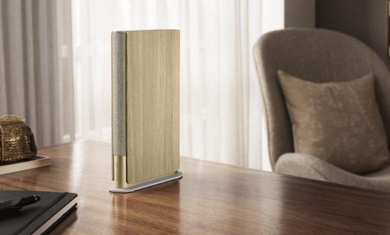 Cel mai nou difuzor de la Bang & Olufsen arată ca o carte
