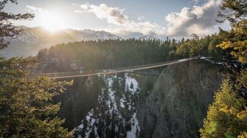 Cel mai înalt pod suspendat din Canada va veni cu o pasarelă la o înălțime de 130m