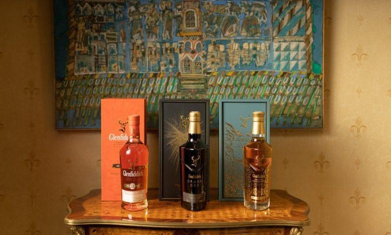Alexandrion Group lansează Grande Couronne, cel mai recent și rafinat Single Malt Scotch Whisky produs de distileria Glenfiddich