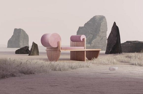 Mobilier virtual creat de un designer argentinian, licitat cu 450.000 de dolari