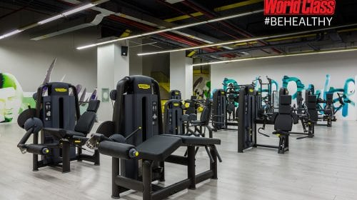 World Class România redeschide sălile de fitness