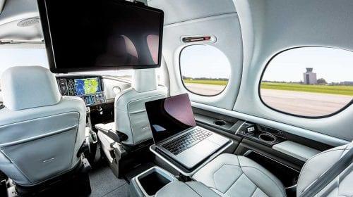 Cirrus G2 Vision vine cu un sistem autonom în stil Tesla care poate zbura acasă la simpla apăsare a unui buton