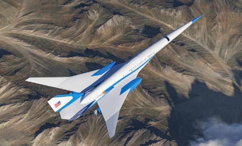 Joe Biden primește un Air Force One supersonic, mai rapid decât viteza sunetului. Cum arată acesta în interior