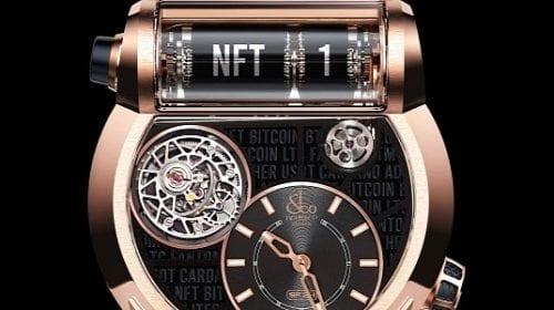 S-a lansat primul ceas Jacob & Co și poate fi achiționat ca NFT la licitație. Cum arată acesta și care este prețul de pornire