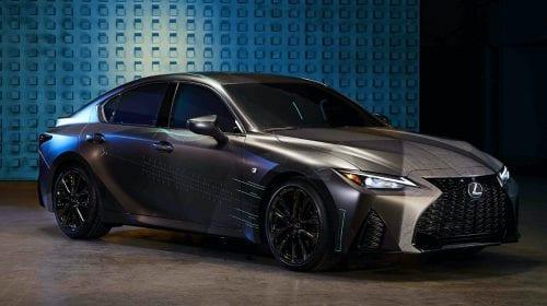 IS 2021, primul Lexus dedicat comunității de gaming