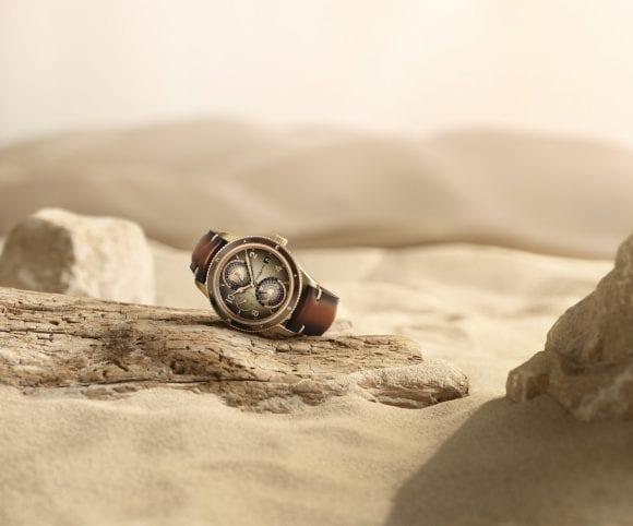 Montblanc a dezvăluit o nouă versiune a ceasului 1858 Geosphere Explorer