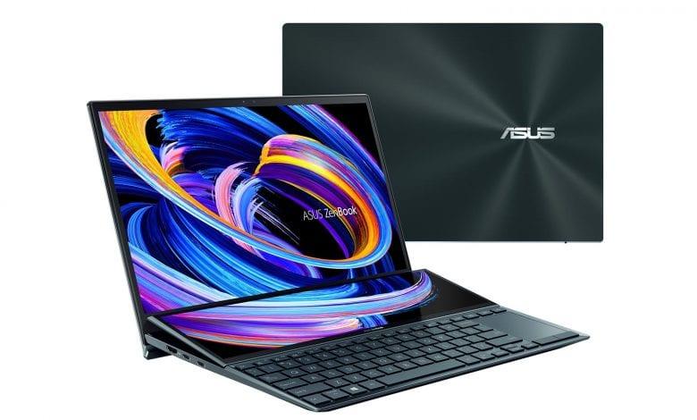 ASUS Zenbook Duo 14 UX482, un laptop iconic cu două ecrane