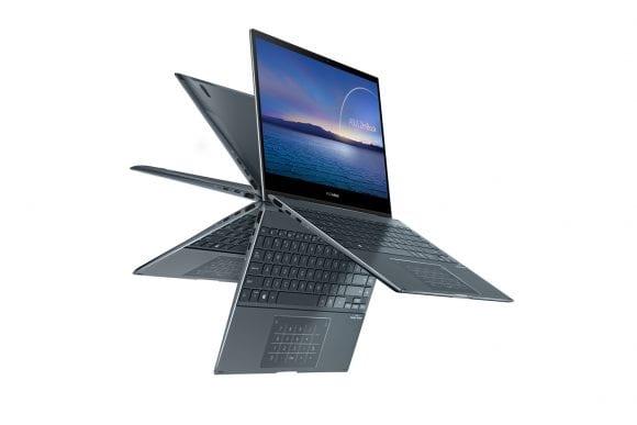 ASUS ZenBook Flip 13 UX363, un laptop versatil cu conectivitate excelentă
