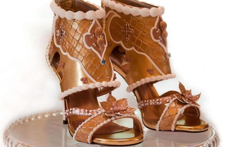 Cei mai scumpi pantofi din lume Debbie Wingham Stilettos – 12,7 milioane de euro