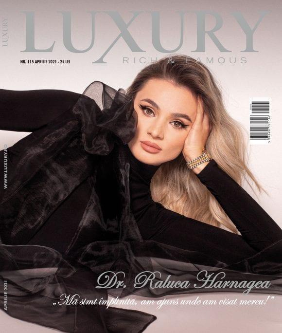 Luxury 115 – Dr. Raluca Harnagea