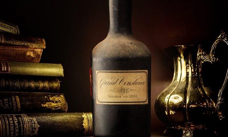 Acest vin vechi de 200 de ani s-a vândut pentru 30.000 de dolari. A fost îmbuteliat pentru Napoleon Bonaparte
