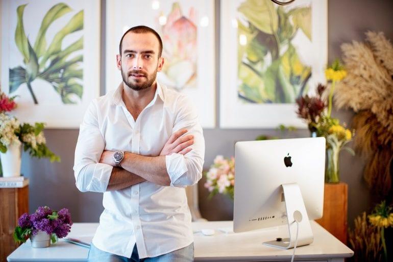 Paul Marinescu, owner Dichis Signature Events