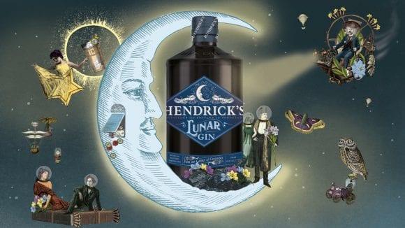 """Alexandrion Group anunță lansarea Hendrick's Lunar GIN, o băutură """"cosmică"""", în ediție limitată"""