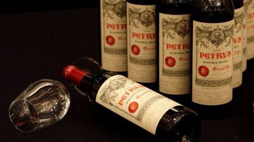 Acest vin a fost pe stația spațială internațională timp de 14 luni și acum se vinde cu 1 milion de dolari