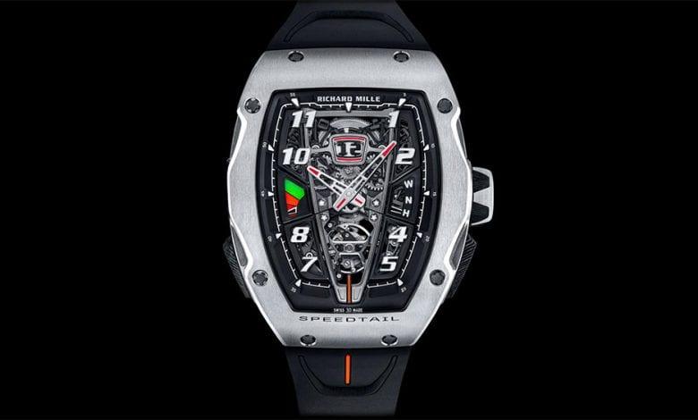 McLaren face echipă cu Richard Mille pentru un nou ceas puternic inspirat de Speedtail