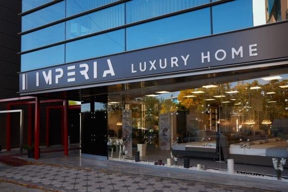 Imperia Luxury Home aniversează primul an cu reduceri unice de 30% în showroom
