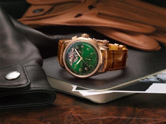 Breitling – Premier B21 Chronograph Tourbillon 42 Bentley Limited Edition