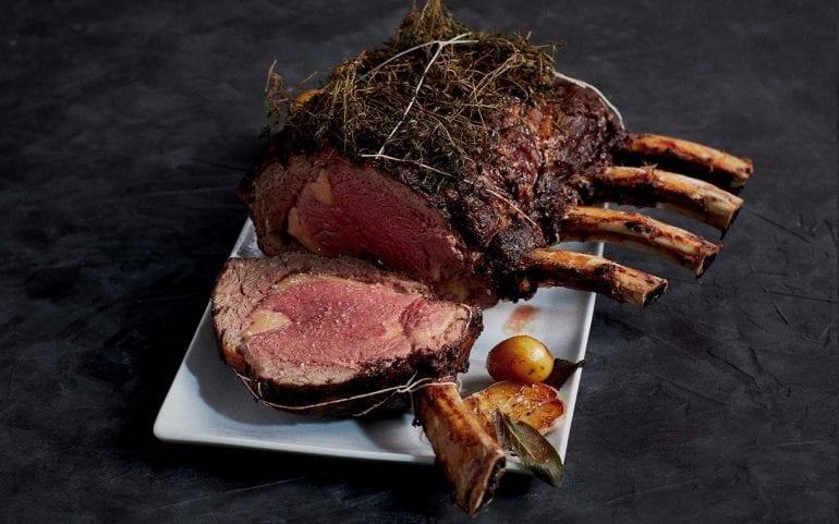 EB 333 Beef rib roast