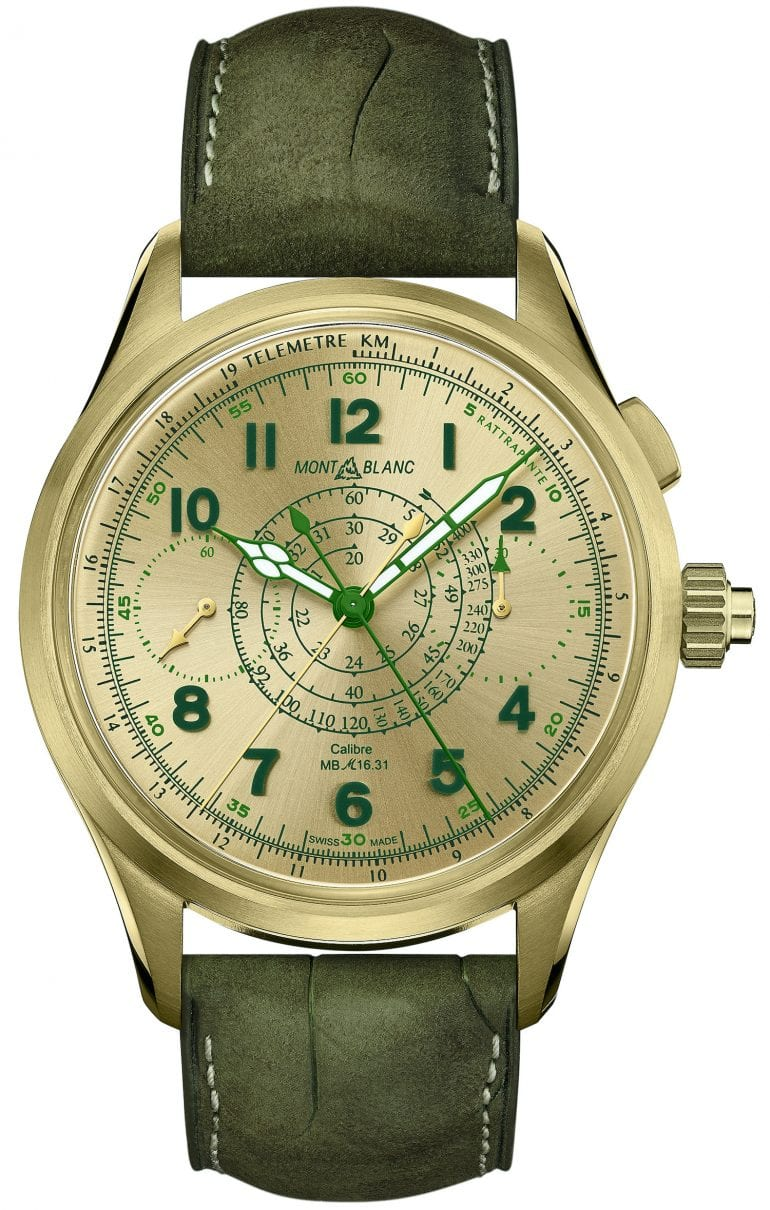 Montblanc - 1858 Split Second Chronograph Limited Edition 18