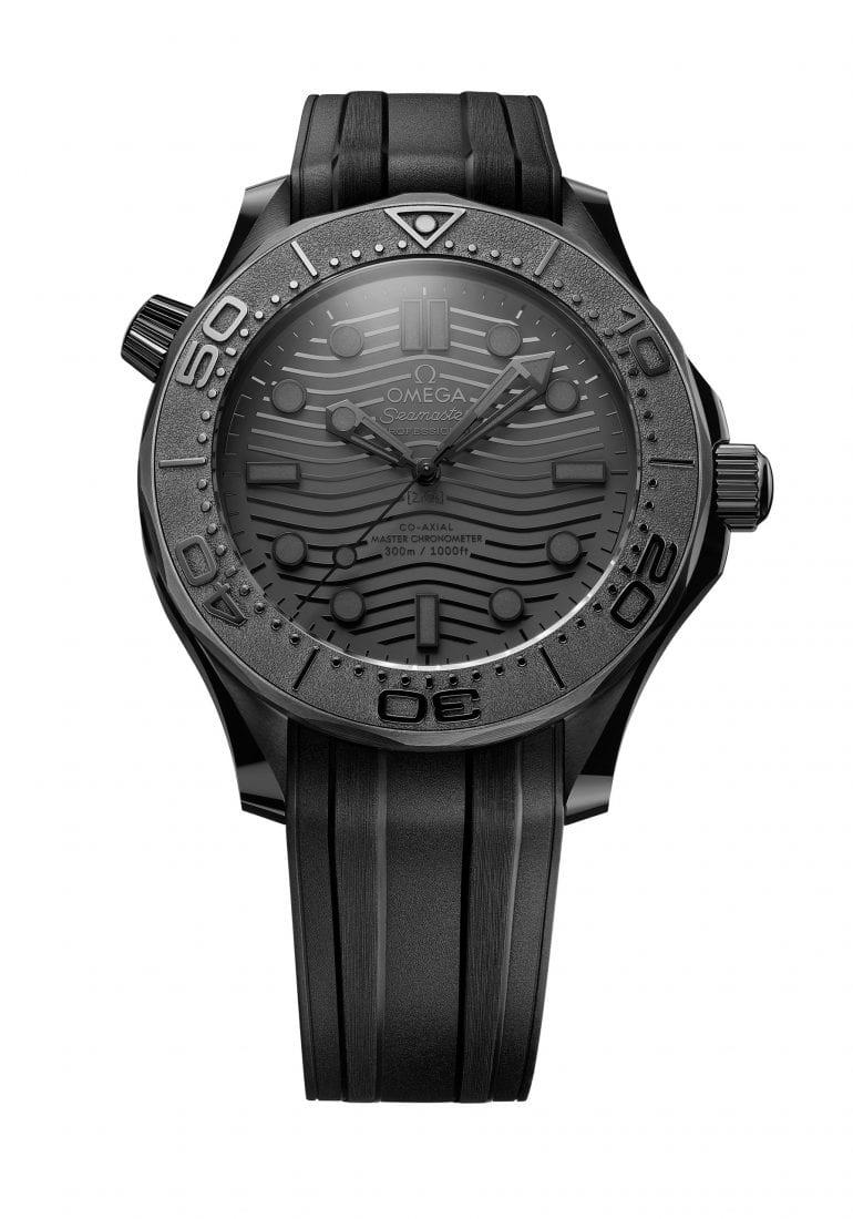 Seamaster 300M Black Black