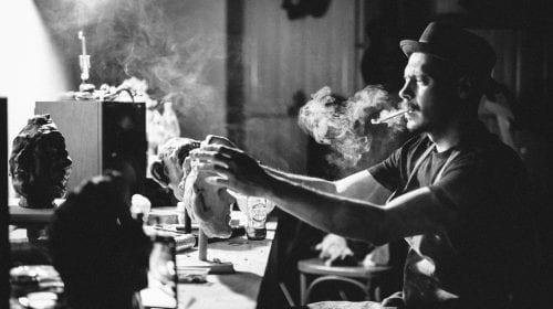 """George Petroșel (Jurjak): """"Perioada aceasta, pentru mine, a fost cea mai creativă din viața mea"""""""