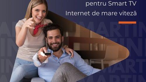 iNES GROUP lansează pachetul iNES Smart cu aplicație TV și Internet