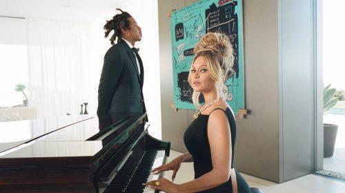 Beyoncé este prima femeie de culoare care reprezintă Tiffany & Co