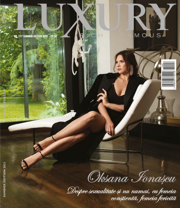 Luxury 117 – Oksana Ionașcu