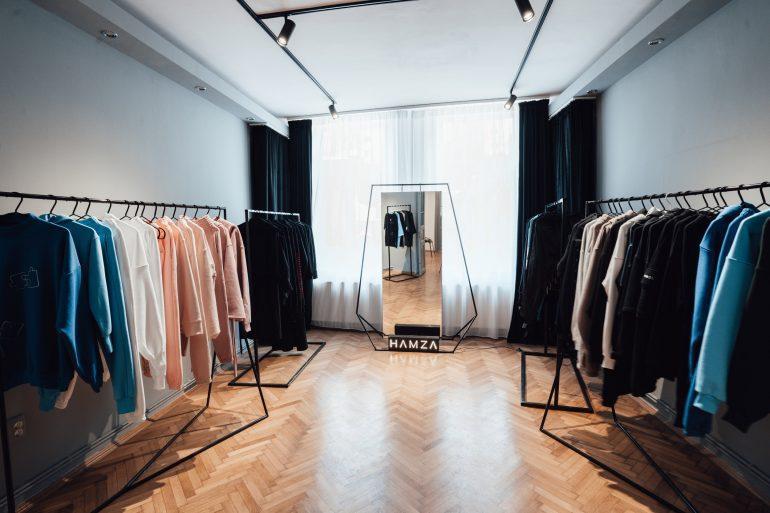 Showroom Stefan Hamza