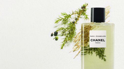 Paris-Édimbourg, o nouă călătorie olfactivă marca Chanel