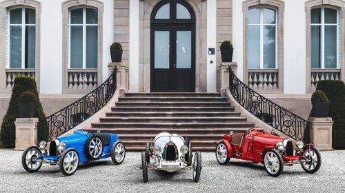 Pasagerii VIP din Dubai, preluați de la avion cu un model Bugatti